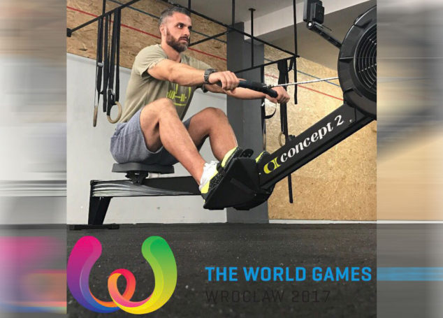 Γιώργος Γιούπης: «Το indoor rowing απευθύνεται σε όλες τις ηλικίες και όλα τα επίπεδα ασκουμένων, γιατί είναι απόλυτα ασφαλές»