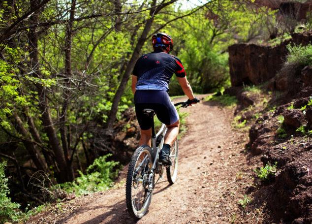 Ορεινή ποδηλασία: Όταν η καλή υγεία συναντά τη Φύση
